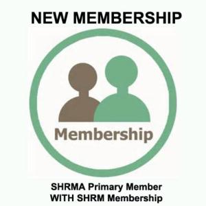 SHRMA Primary Member - With SHRM membership (NEW)